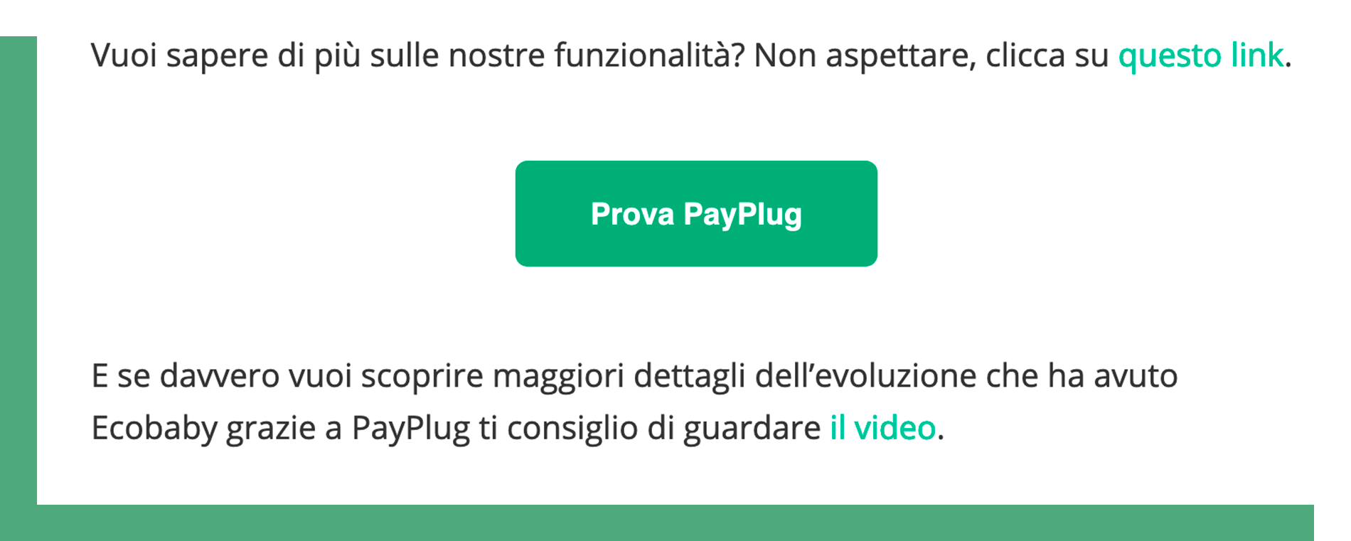 Call-to-action PayPlug