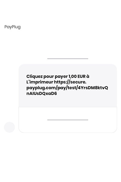 Payment links